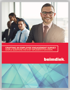 Download our guide for crafting an employee engagement survey